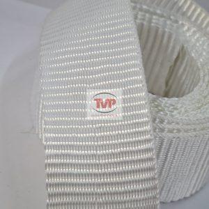 Dây đai dệt Polyester TVP bản 50mm màu Trắng 2 tấn